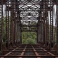 Whitford Railway Truss Bridge by Richard Reeve