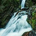 Waterfall - Whiting Downrush by JG Coleman