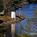 Whitlocks Mill Lighthouse by Skip Willits