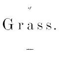 Whitman Leaves Of Grass by Granger