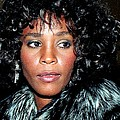 Whitney Houston 1989 by Ed Weidman