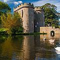 Whittington Castle by David Ross