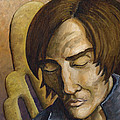 Who Does Not Meditate Disintegrates by John Ashton Golden
