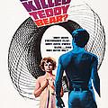 Who Killed Teddy Bear, Us Poster Art by Everett