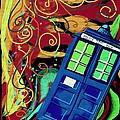 Spiral Through Time by Pamela Blayney