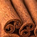 Whole Cinnamon Sticks  by Iris Richardson