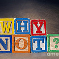 Why Not? by Art Whitton