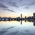 Why So Quiet Boston by Juergen Roth