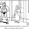 Why, Yes, I Do Have Buns Of Steel by Bruce Eric Kaplan