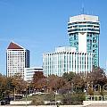 Wichita Skyline by Bill Cobb