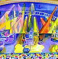 Widespread Panic Peabody Opera House by David Sockrider