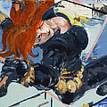 Widow #1 by David Leblanc