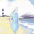 Widow By The Sea by Lee Steiner