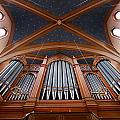 Wiesbaden Marktkirche Organ by Jenny Setchell