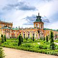Wilanow Palace In Warsaw Poland by Michal Bednarek