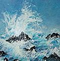 Wild Blue Too by Freddie Lieberman