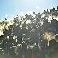 Wild Card Round - Seattle Seahawks V by Hannah Foslien
