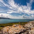 Wild Clouds by Adrian Evans