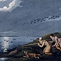 Wild Fowl Shooting, 1820 by Henry Thomas Alken