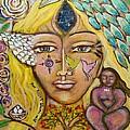 Wild Goddess by Havi Mandell