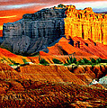 Wild Horse Butte Utah by Bob and Nadine Johnston