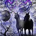 Wild Horses by Michael Damiani
