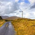 Wild Irish Roads Of Connemara by Mark Tisdale