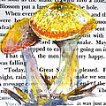 Wild Mushrooms by Beverley Harper Tinsley