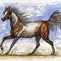 Wild Mustang by Angel Ciesniarska