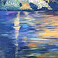 Wild Pond Reflections by Eileen Mary Hogan