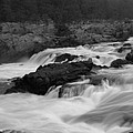 Wild Potomac River by Benjamin Reed