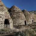 Wild Rose Charcoal Kilns Death Valley Img 4290 by Greg Kluempers