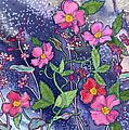 Wild Roses by Teresa Ascone