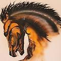 Wild Stallion by Bob Williams