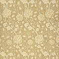 Wild Tulip Wallpaper Design by William Morris