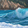 Wild Waves by Marco Busoni