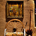 Wild West T-shirts - Old Town New Mexico by David Patterson
