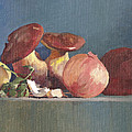 Wilde Mushrooms by Tatyana Holodnova