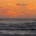 Wildwood Beach Just Before Dawn by David Dehner