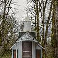 Wildwood Chapel by Kasie  Comstock