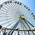 Wildwood Ferris Wheel by Bill Cannon