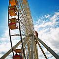 Wildwood's Wheel by Mark Miller