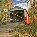 Wilkins Mill Bridge by Harold Rau
