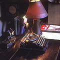 Will Rogers Desk by Paul W Faust -  Impressions of Light
