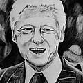 William Jefferson Clinton by Jeremy Moore