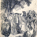 William Penns Treaty With The Indians by British Library