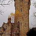 William Wallace Monument Scotland by John Bailey