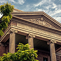 Williamson County Courthouse by Joan Carroll