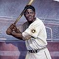 Willie Mays by Gregory Perillo