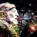 Willie Nelson by D Walton